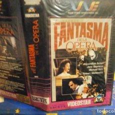 Cine: EL FANTASMA DE LA OPERA¡¡1 EDICION BETA¡. Lote 191167361