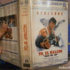 Cine: YO EL HALCON BETA 1 EDICCION¡¡. Lote 191167823