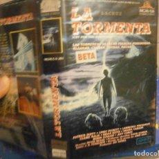 Cine: LA TORMENTA BETA 1 EDICCION¡¡. Lote 191167917
