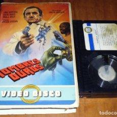 Cine: HOMBRES DUROS - DUCCIO TESSARI - POLIZIESCO - BETA. Lote 191308152
