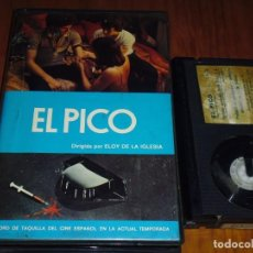 Cine: EL PICO - ELOY DE LA IGLESIA , JOSE LUIS MANZANO - CINE KINKI - BETA OPALO FILMS. Lote 191440133
