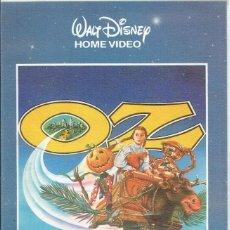 Cine: OZ UN MUNDO FANTÁSTICO (RETURN TO OZ) (VIDEO SISTEMA 2000). Lote 191484038