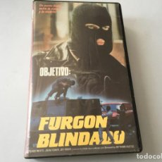 Cine: BETA VIDEO OBJETIVO: FURGON BLINDADO DIETHARD KÜSTER. Lote 192072016