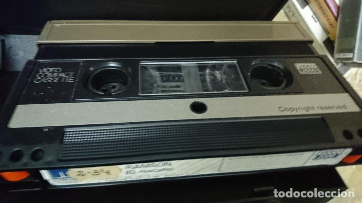 Cine: RANSON ( EL RESCATE ) . ANTIGUA PELICULA VIDEO 2000 V2000 PROCEDENTE VIDEOCLUB 1984 - Foto 3 - 192493070
