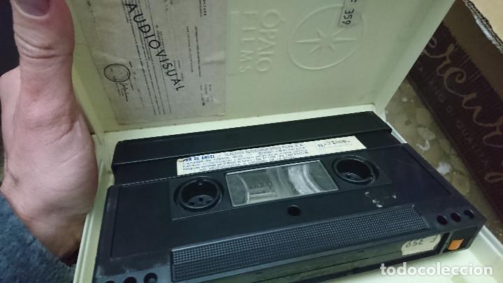 Cine: 3 PELICULAS AÑOS 80 VIDEO 2000 V2000 PAN DE ANGEL , EL VILLANO Y 1919 CRONICA DEL ALBA AÑOS 80 - Foto 5 - 192493750