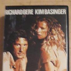Cine: 1 VIDEO BETA DE **. AYRAPADOS SIN SALIDA ** RICHARD GERE. KIM BASINGER . 1994 CBS FOX .SIN REVISAR. Lote 192554636