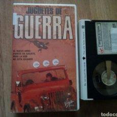 Cine: JUGUETES DE GUERRA, BETA. Lote 195277967