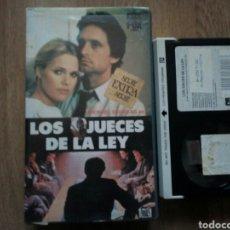 Cine: LOS JUECES DE LA LEY, BETA. Lote 195552906