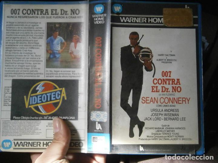 007 CONTRA EL DR. NO¡¡BETA 1 EDICCION¡¡ (Cine - Películas - BETA)