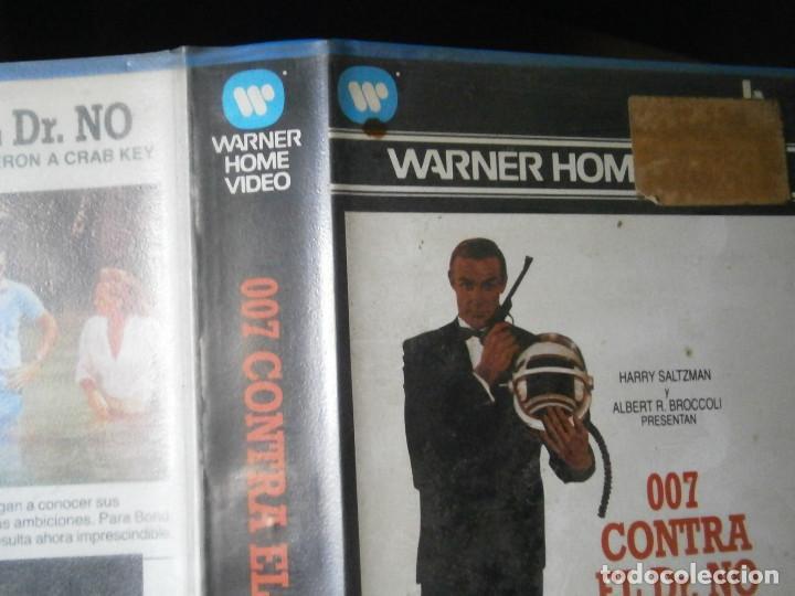 Cine: 007 CONTRA EL DR. NO¡¡BETA 1 EDICCION¡¡ - Foto 2 - 195625093
