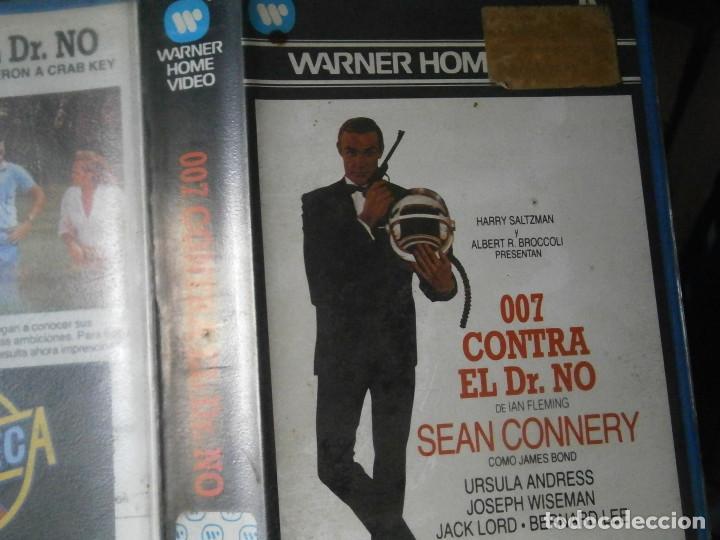 Cine: 007 CONTRA EL DR. NO¡¡BETA 1 EDICCION¡¡ - Foto 3 - 195625093