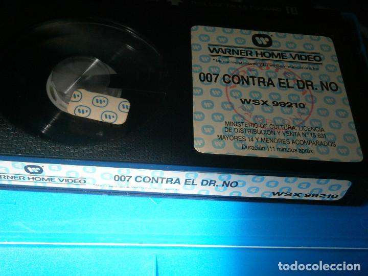 Cine: 007 CONTRA EL DR. NO¡¡BETA 1 EDICCION¡¡ - Foto 5 - 195625093