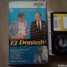 Cine: EL DONANTE, BETA. Lote 195640243