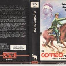 Cinema: BETA - EL CORREO DEL ZAR - JOHN PHILLIP LAW / ERIPRANDO VISCONTI. Lote 196106475