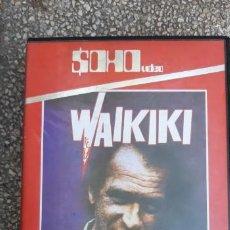 Cine: 1 VIDEO BETA DE ** WAIKIKI . DONNA MILLS ** RON SATLOFF 1987 SOHO SIN REVISAR . Lote 196491955