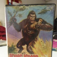 Cine: KING-KONG ESCAPA - PELICULA EN BETA. Lote 197444925