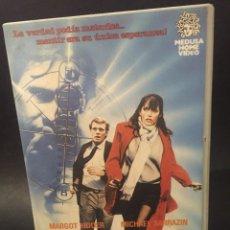 Cine: BETA VIDEO SIGUIENDO LA PISTA MARGOT KIDDER (SUPERMAN) 1ª EDICION NO EDITADA EN DVD. Lote 197692600
