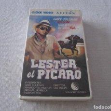 Cine: BETA VIDEO LESTER EL PICARO LEE PHILIPS GARY COLEMAN. Lote 197692635