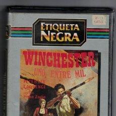 Cine: WINCHESTER- UNO ENTRE MIL. Lote 198600062