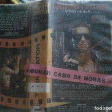 Cine: TERMINATOR¡¡ BETA¡1 EDICCION 'DISPONEMOS,MAS,60.000¡EN,VHS,BETA,2000'. Lote 200587806