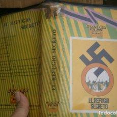 Cine: EL REFUGIO SECRETO¡BETA¡¡CAJA GRANDE¡DISPONEMOS,MAS DE ,60.000,EN,VHS,BETA,2000,. Lote 200762987