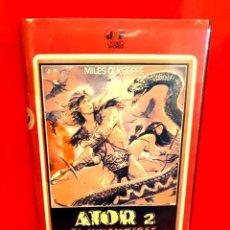 Cine: ATOR 2: EL INVENCIBLE (1984) - JOSE FRADE G. Lote 197379211