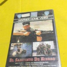 Cine: EL SANGRIENTO DE HIERRO 1988 BETA ORIGINAL. Lote 203540692