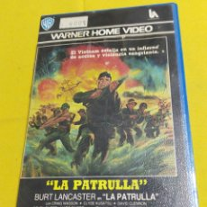 Cine: LA PATRULLA 1977 BETA ORIGINAL. Lote 203541500