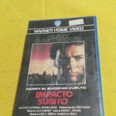Cine: IMPACTO SUBITO 1983 BETA ORIGINAL. Lote 203541856