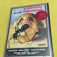 Cine: EL IMPERIO DE LAS HORMIGAS 1985 BETA ORIGINAL. Lote 203542338
