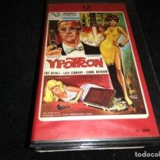 Cine: YPOTRON V2000 ORIGINAL SISTEMA VIDEO 2000. Lote 206539352