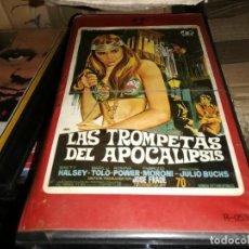 Cine: LAS TROMPETAS DEL APOCALIPSIS BETA ORIGINAL. Lote 206540453