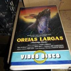 Cine: OREJAS LARGAS ANIMACION BETA ORIGINAL. Lote 206566505