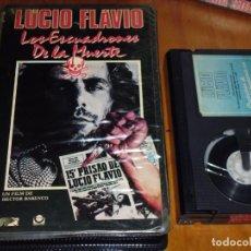 Cine: LUCIO FLAVIO. LOS ESCUADRONES DE LA MUERTE - HECTOR BABENCO - BETA. Lote 207013068