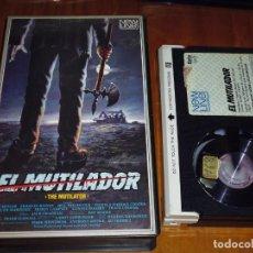 Cine: EL MUTILADOR - TERROR - SLASHER - BETA. Lote 207013428