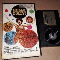 Cine: HELLO DOLLY BETA BETAMAX BARBARA STREISAND. Lote 207016220