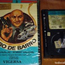 Cine: CEBO DE BARRO - TELLY SAVALAS - BETA. Lote 207032142