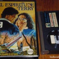 Cine: EL ESPIRITU DE TERRY - ROBERT WIEMER - TERROR - BETA. Lote 207099887