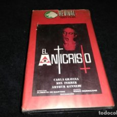 Cine: EL ANTICRISTO BETA ORIGINAL EDICION ANTIGUA UNICA. Lote 207245086