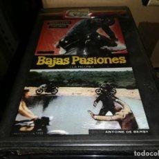 Cine: BAJAS PASIONES BETA ORIGINAL UNICA EN TC. Lote 207341996