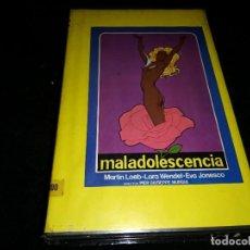 Cine: MALADOLESCENCIA V2000 ORIGINAL SISTEMA 2000 GIUSEPPE MURGIA NUNCA ANTES EN TC. Lote 207789795