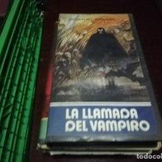 Cine: LA LLAMADA DEL VAMPIRO V2000 ORIGINAL SISTEMA VIDEO 2000 ELORRIETA DRACULA. Lote 208327827
