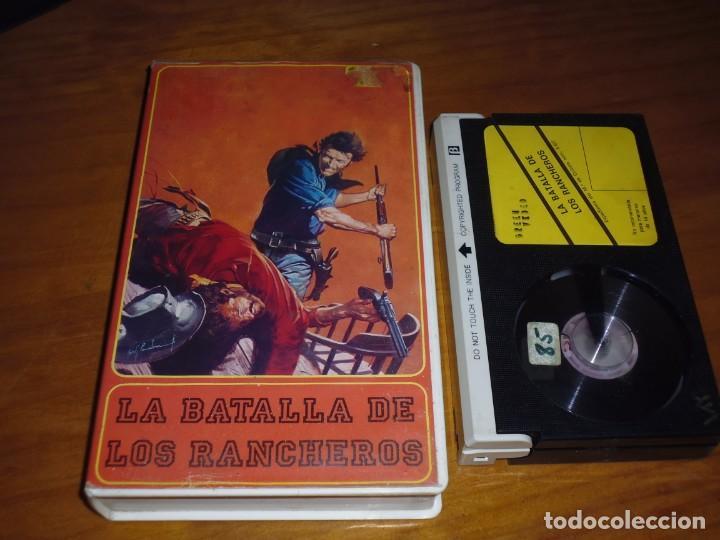 LA BATALLA DE LOS RANCHEROS - ROD CAMERON, ELLA RAINES - BETA (Cine - Películas - BETA)