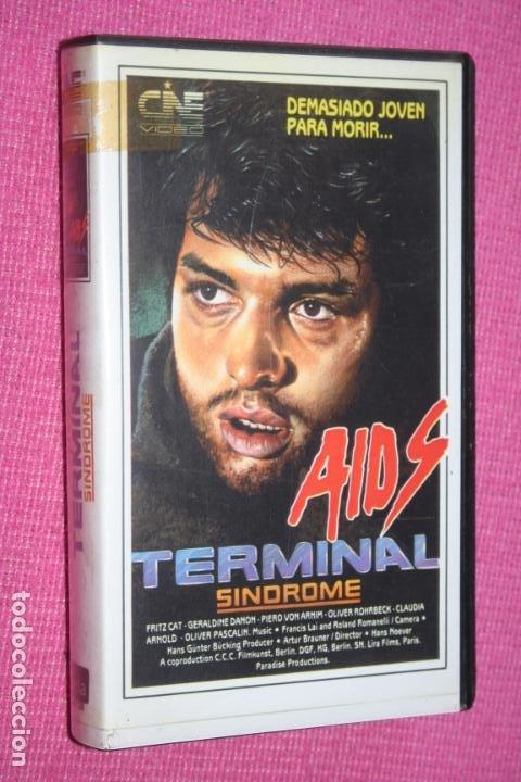 SIDA TERMINAL (GERALDINE VENOM, CLAUDIA ARNOLD, OLIVER PASCAL) * FILM BETA CINE DRAMA THRILLER * (Cine - Películas - BETA)