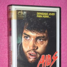 Cine: SIDA TERMINAL (GERALDINE VENOM, CLAUDIA ARNOLD, OLIVER PASCAL) * FILM BETA CINE DRAMA THRILLER *. Lote 210319616