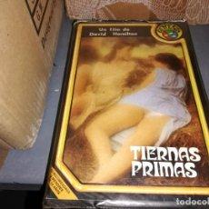 Cine: TIERNAS PRIMAS BETA ORIGINAL. Lote 210441710