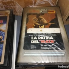 Cine: LA PATRIA DEL RATA V2000 ORIGINAL SISTEMA VIDEO 2000. Lote 210447950