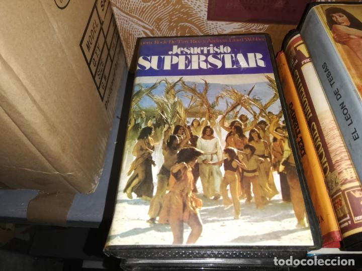 JESUCRISTO SUPERSTAR BETA ORIGINAL EDUCION PRIMITIVA (Cine - Películas - BETA)