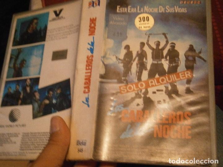 LOS CABALLEROS DE LA NOCHE BETA (Cine - Películas - BETA)