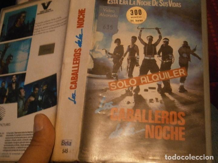 Cine: LOS CABALLEROS DE LA NOCHE BETA - Foto 2 - 211886268